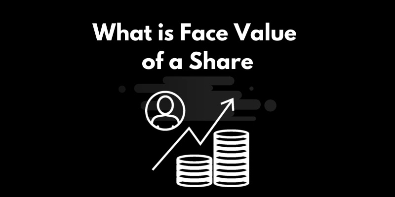 face value of a share